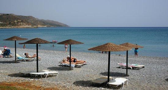 Grand Bay Beach Resort : Plaża