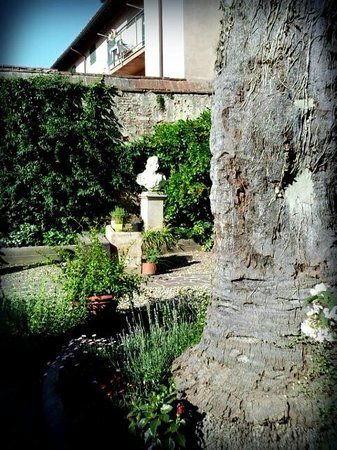 Villa Theresa Bed & Breakfast : Giardino