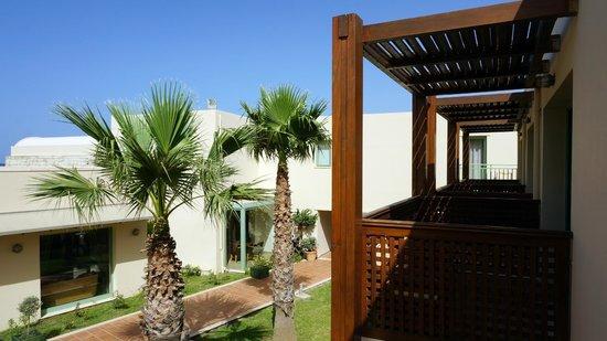 Grand Bay Beach Resort : Widok z balkonu (pokój 307)