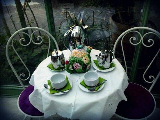 Villa Theresa Bed & Breakfast: Colazione
