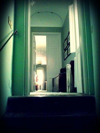 Villa Theresa Bed & Breakfast: Interni