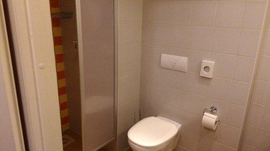 Tallinn Seaport Hotel: туалет