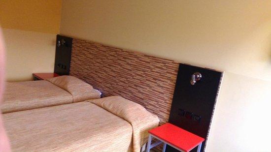 Tallinn Seaport Hotel: кровать
