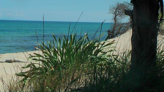 Сорсо, Италия: spiaggia
