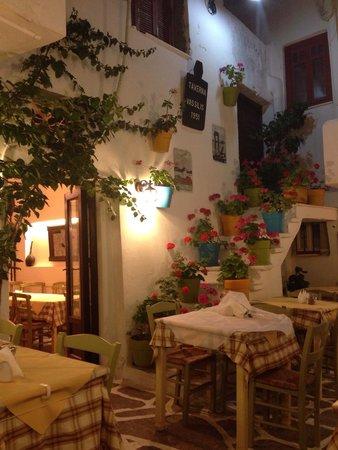 Taverna Vassilis: Location