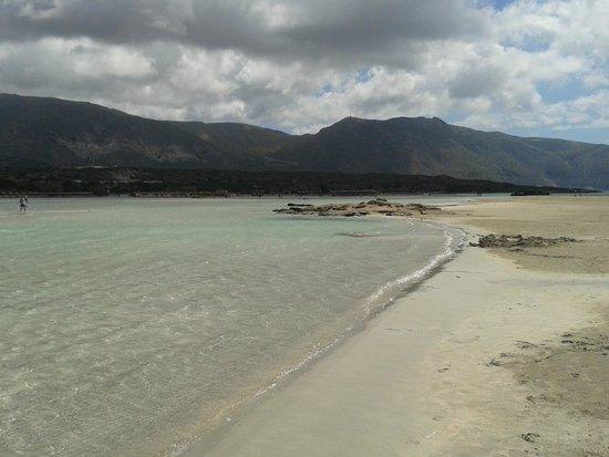 Playa de Elafonisi: dall'isola