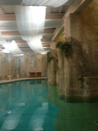 Hilton Sorrento Palace: for better pictures visit their website