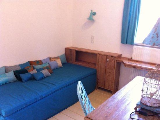 Guesthouse Mazaraki : Sky II ante-room