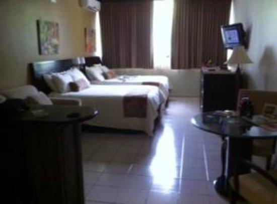 Flamingo Beach Resort & Spa: Room View