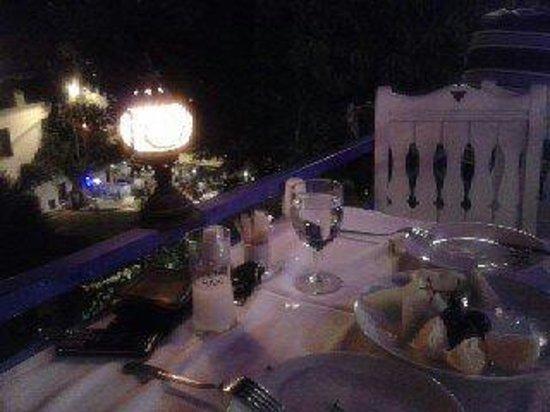 Dolphin Restaurant: Dolphin teras...