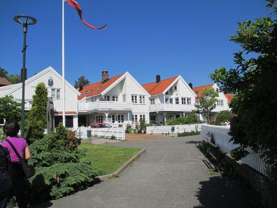 Kristiansand Museum: Village