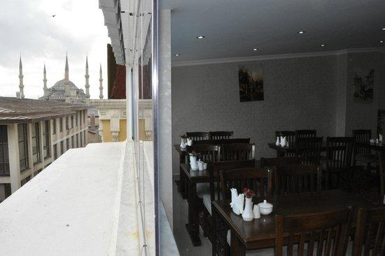 World Heritage Hotel Istanbul: Breakfast Saloon