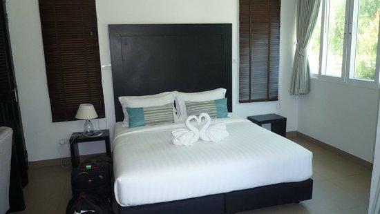 Mango Beach Resort : Bedroom