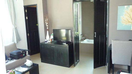Mango Beach Resort : Room