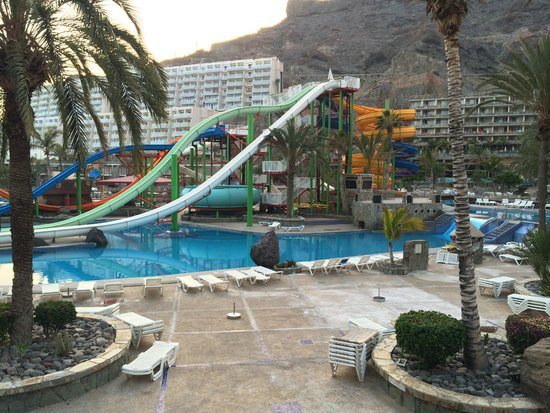 Paradise Valle Taurito : Waterpark