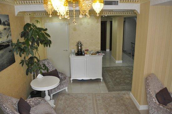World Heritage Hotel Istanbul: Lobby