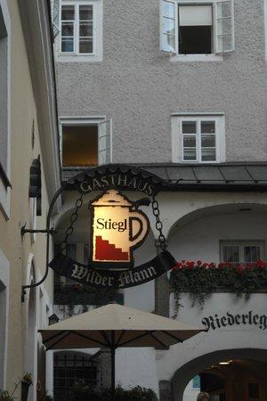 Gasthaus Wilder Mann: Wilder Mann Salzburg