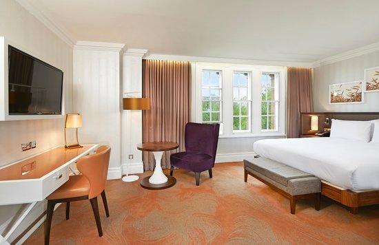 倫敦海德公園希爾頓酒店照片