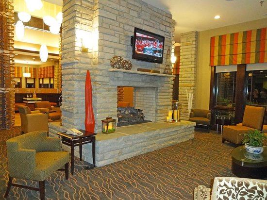 Hilton Garden Inn Gatlinburg Downtown: Lobby