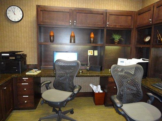 Hilton Garden Inn Gatlinburg Downtown: Business Center