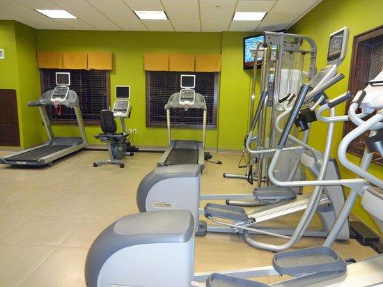 Hilton Garden Inn Gatlinburg Downtown : Fitness Center