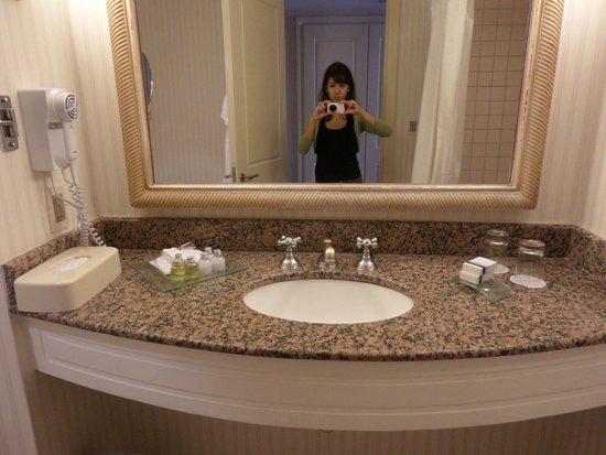 Conrad Punta del Este Resort & Casino : Banheiro