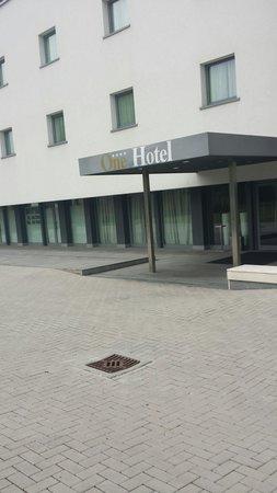 One Hotel: Ingresso
