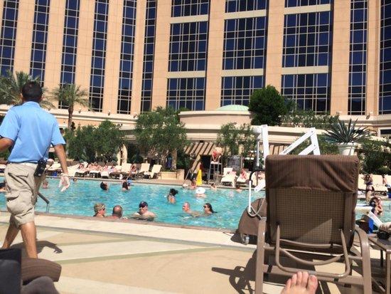 The Palazzo Resort Hotel Casino : pool