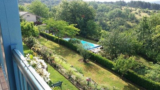 Maison Olea : The pool