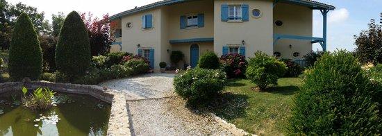 Maison Olea : Front entrance