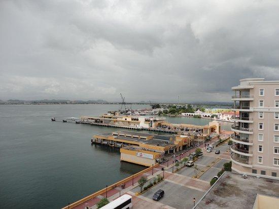 Sheraton Old San Juan Hotel: Vista do Hotel