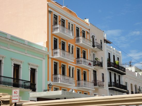Sheraton Old San Juan Hotel : Centro Histórico