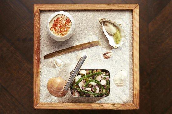 Restaurant JYS : Souvenir de plage