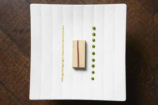 Restaurant JYS : Foie gras