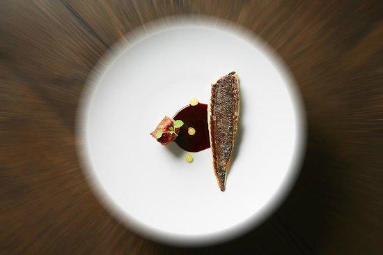 Restaurant JYS : Daurade