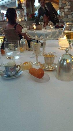 La Speranzina Restaurant & Relais: Il dolce...