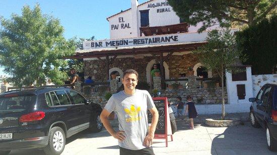Posada El Parral: Restaurante el parral en benaocaz