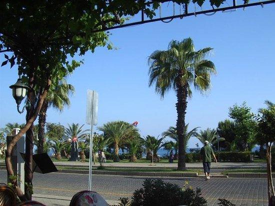 Sefin Yeri Restaurant : utsikt