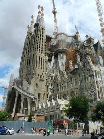 Sagrada Família: 3