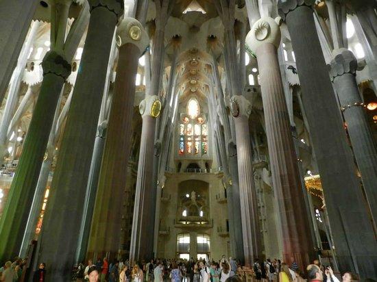 Sagrada Família: 8