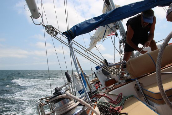 Sea Witch Sailing Charters: John the Captain