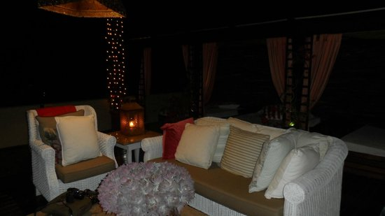 The Residence Boutique Hotel: Rooftop Deck