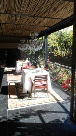 The Residence Boutique Hotel: Dining Area
