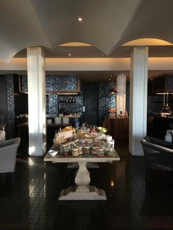Vana Belle, A Luxury Collection Resort, Koh Samui: Breakfast area