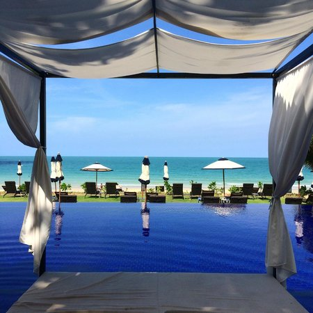Vana Belle, A Luxury Collection Resort, Koh Samui : Gazebo with a view
