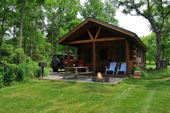 The Cabin Picture Of Finger Lakes Mill Creek Cabins Lodi