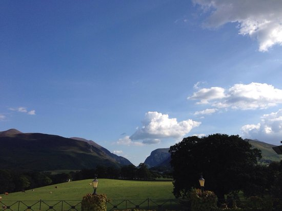 The Dunloe: View from terrace