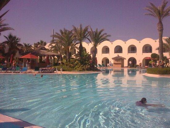 SENTIDO Djerba Beach : pool