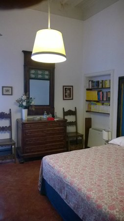 Relais Sassetti Bed and Breakfast: Camera matrimoniale