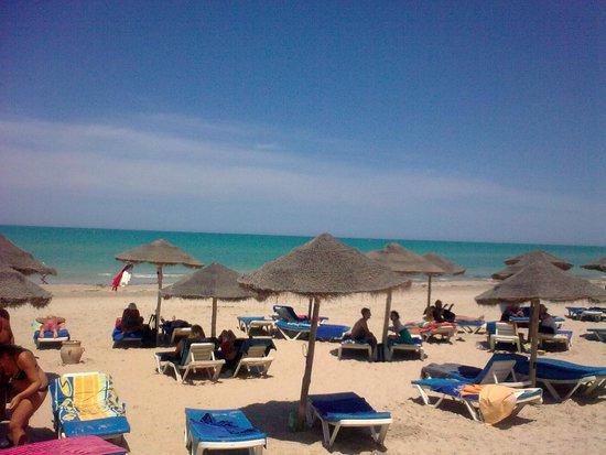 SENTIDO Djerba Beach : beach